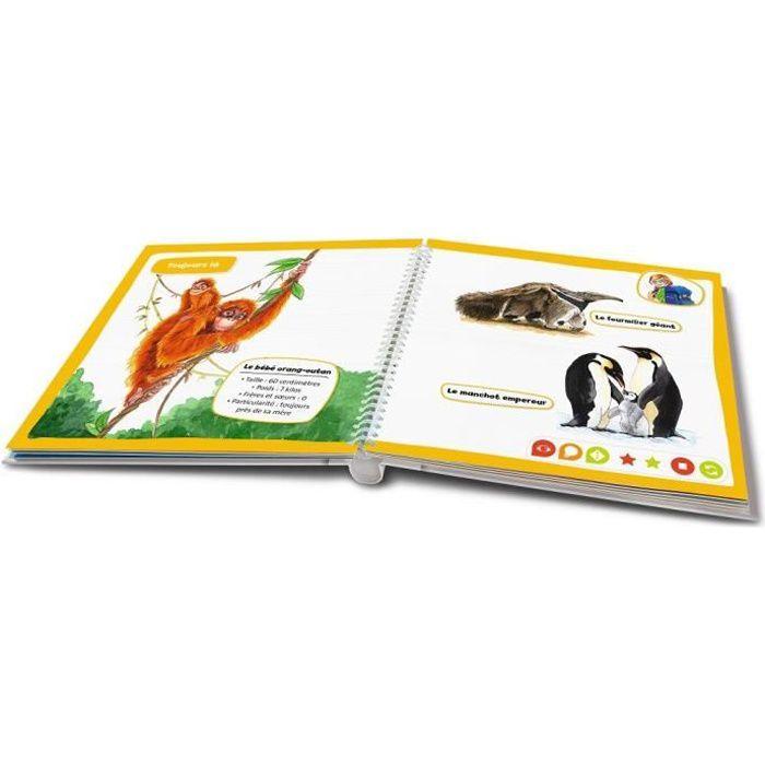 tiptoi® - Mini Doc' - Les bébés animaux - Ravensburger - Livre électronique éducatif - Dès 4 ans - en français
