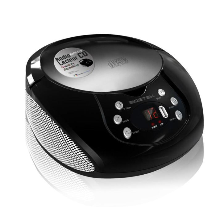 boom box fm usb cd rw radio cd cassette prix pas cher cdiscount. Black Bedroom Furniture Sets. Home Design Ideas