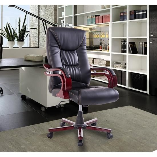 fauteuil de bureau l gant achat vente chaise de bureau soldes d t cdiscount. Black Bedroom Furniture Sets. Home Design Ideas