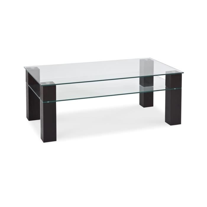 Justhome Monte Table De Salon Table Basse Weng 46 X 65 X 120 Achat Vente Table Basse