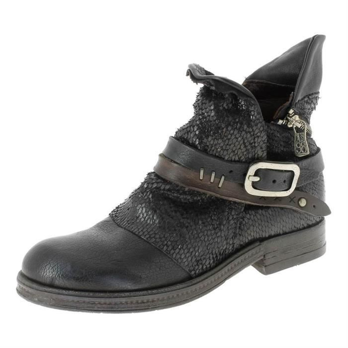 bottines / low boots 207202-201 femme airstep - as98 207202