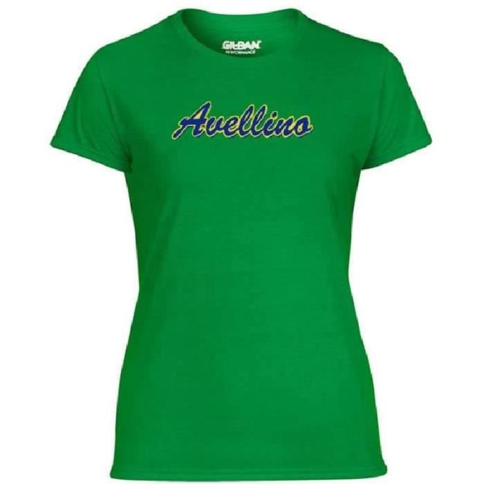 T-SHIRT T-shirt Femme TSTEM0283 avellino italy tshirt