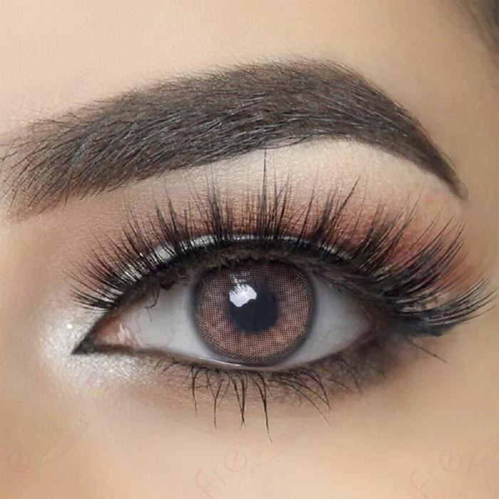 lentilles de contact de couleur fantaisie crazy lens cosplay loup garou orange orange werewolf. Black Bedroom Furniture Sets. Home Design Ideas