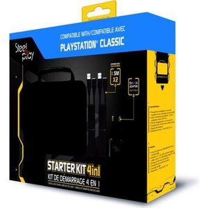 ACCESSOIRE RÉTRO Pack d'accessoires 4 en 1 pour PS Classic