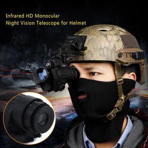 TÉLESCOPE OPTIQUE LIUX Monoculaire de vision nocturne de télescope m