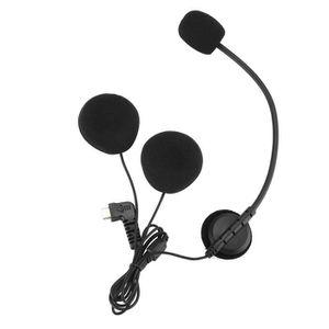 INTERCOM MOTO Écouteur Microphone Pour BT-S3 BT-S2 BT Bluetooth