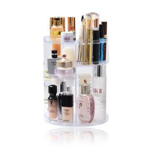 BOITE DE RANGEMENT LEEGOAL Boîte de Rangement Maquillage Comptoir Cos