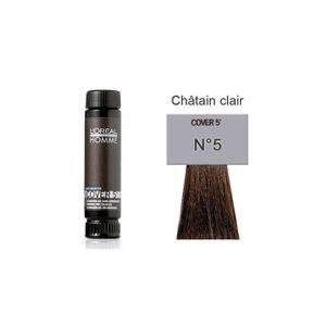 COLORATION Coloration homme Cover 5 châtain clair N5 l'Oréal