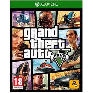 JEU XBOX ONE Grand Theft Auto V Xbox One