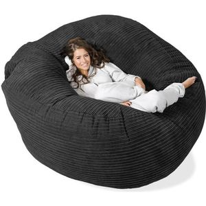 pouf achat vente pouf pas cher cdiscount. Black Bedroom Furniture Sets. Home Design Ideas