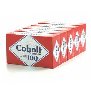 TUBE À CIGARETTE Lot de 5 Boites de 100 Tubes à Cigarettes - Cobalt