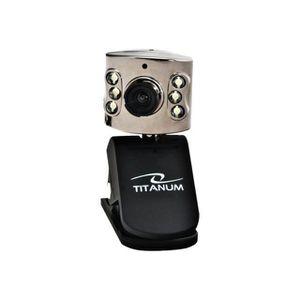 WEBCAM ESPERANZA TC102 TITANUM WEBCAM