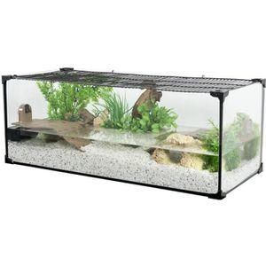 AQUARIUM ZOLUX Aquarium Karapas pour tortue aquatique - L 8