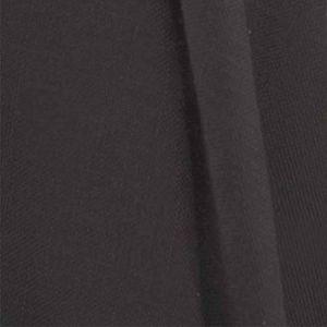 TISSU Aspect Lin Gris Anthracite - Tissu au mètre - Quar