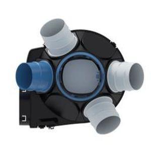VMC - ACCESSOIRES VMC Kit VMC simple flux auto-réglable Agalina - SAUTER