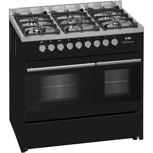 CUISINIÈRE - PIANO TRIOMPH TME906GDNA  cuisinière gaz