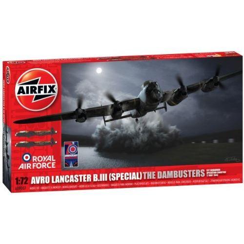 AIRFIX - AI09007 - MAQUETTE - DAMBUSTER LANCAST…