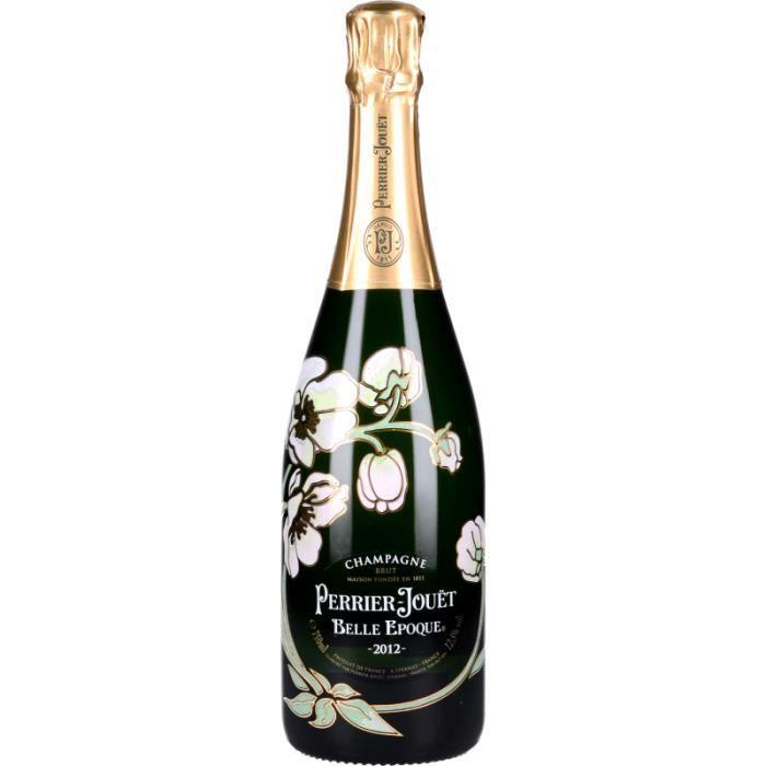 Champagne et Méthode Traditionnelle - Champagne Perrier-Jouët Belle Epoque 2012 - Bouteille 75cl 4>Effervescent