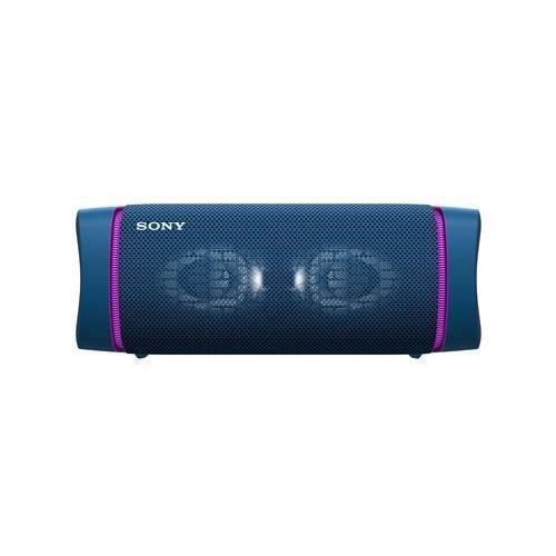 SONY SRSXB33L Enceinte Bluetooth - Autonomie 24h - Splash proof - Bleu
