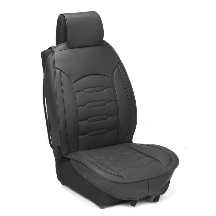 1Pcs Housse de siège voiture Couvre-Siège Auto - Noir