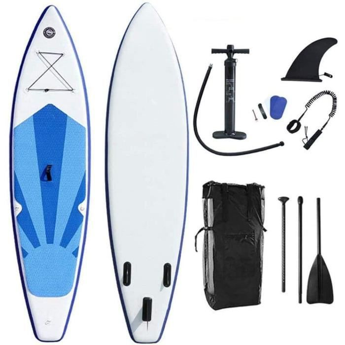 STAND UP PADDLE TAOBEGJ Surfboard Sup Nouveau Surfboard Adulte Ski Nautique Gonflable Paddle Board Stand-up Paddle Board Paddle B77
