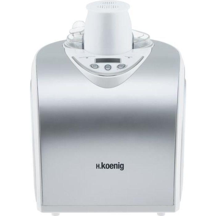 H.KOENIG HF180 - Turbine à glace 1 L