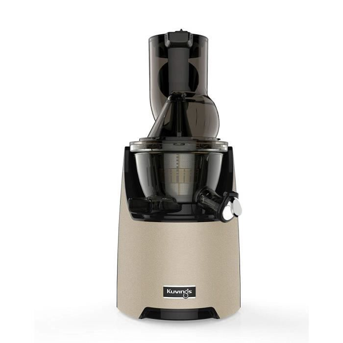 Kuvings - Extracteur de jus Evo 820 - Champagne Or