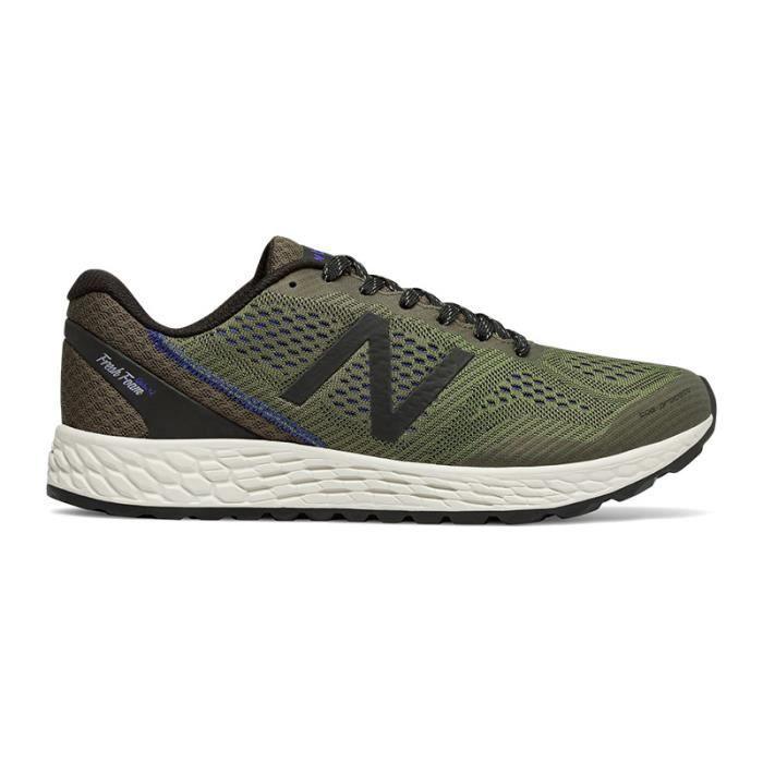 Chaussures New Balance Fresh Foam Gobi Trail v2 vert gris