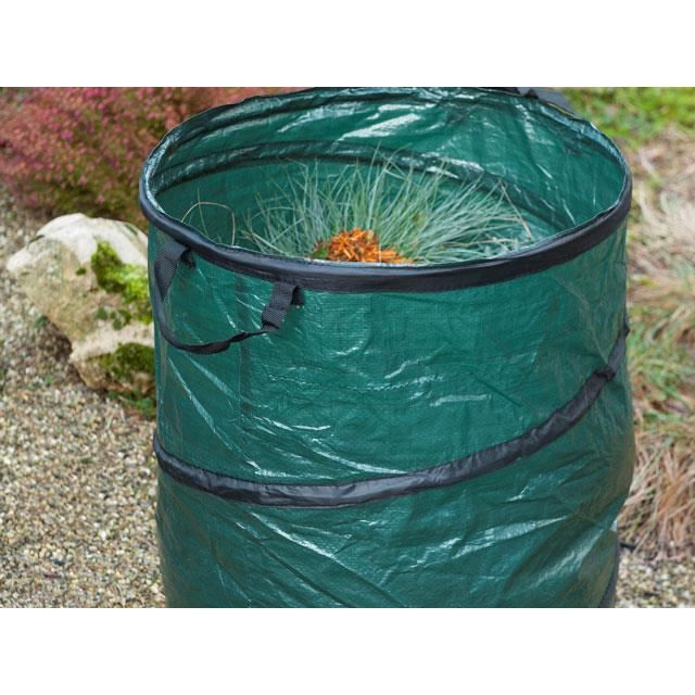NATURE Sac à déchets multi-usages spiralé 175 L - H 71 x Ø 48 cm