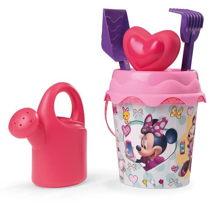 MINNIE Smoby Seau Garni - Disney