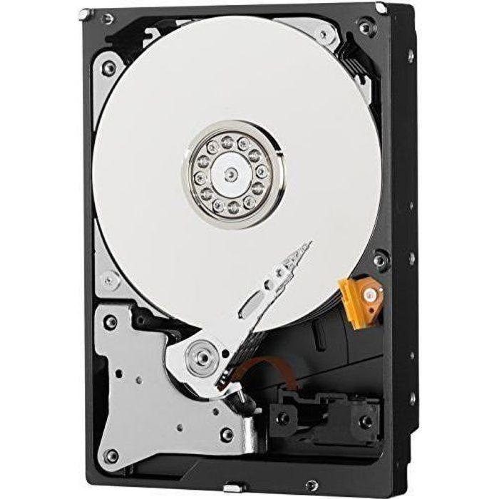 WD Red Kit Disque dur interne NAS 4 To 3,5 pouces SATA intellipower