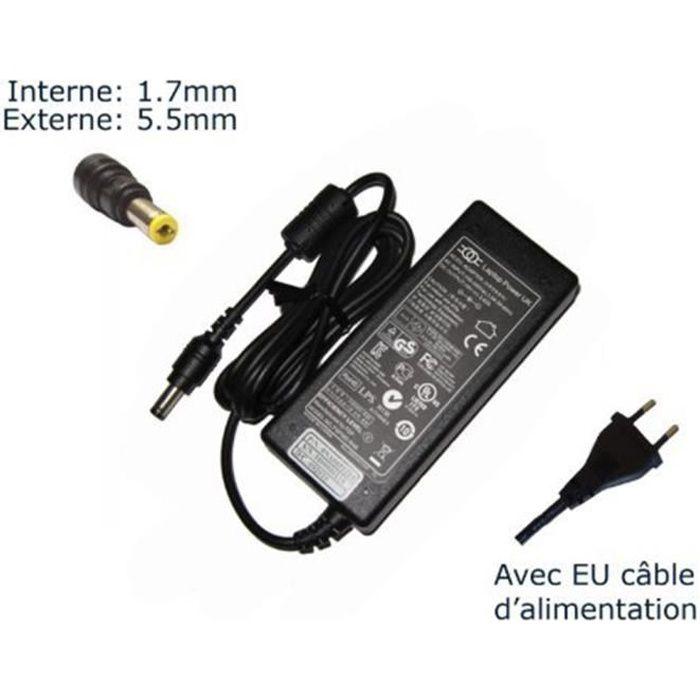CHARGEUR - ADAPTATEUR  AC Adaptateur secteur pour Acer Aspire E17 chargeu