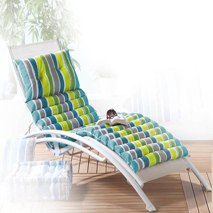 coussin bain de soleil pacifique vert 60 x 180 cm achat. Black Bedroom Furniture Sets. Home Design Ideas