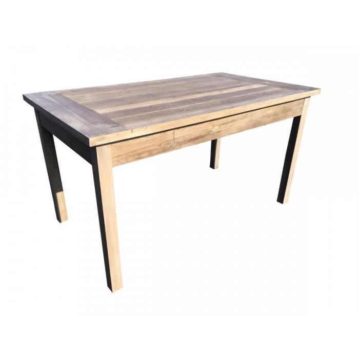 Table a manger cdiscount 28 images table salle a for Table salle a manger 70 cm