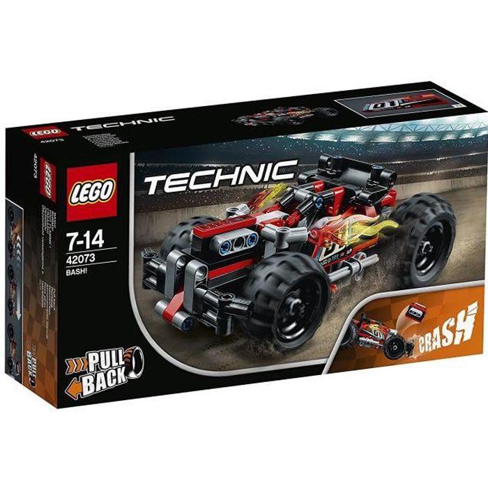 ASSEMBLAGE CONSTRUCTION LEGO® Technic 42073 TOUT FLAMME !