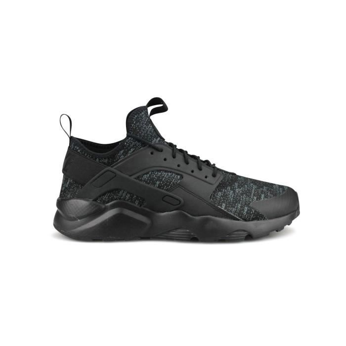 timeless design 95f5b 62806 BASKET Baskets Nike Air Huarache Run Ultra Se Noir