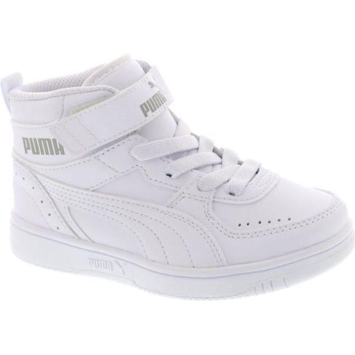 Puma baskets Garçon en couleur Blanc - Taille 30