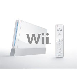 CONSOLE WII PACK WII SPORTS