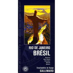 AUTRES LIVRES Rio de janeiro bresil (brasilia, sao paulo, sal...
