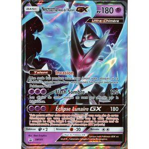 CARTE A COLLECTIONNER carte Pokémon SM101 Necrozma Ailes de l'Aurore-GX