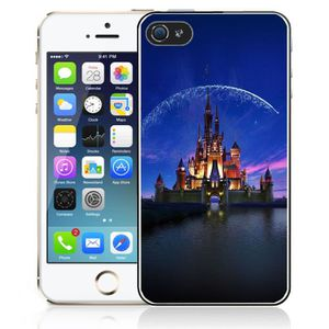 coque iphone 4 4s disney chateau