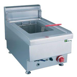 FRITEUSE ELECTRIQUE Friteuse électrique 1 ou 2 bacs en inox, 12,5 litr