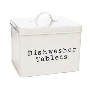 PETIT MEUBLE RANGEMENT  Harbour Housewares Lave-vaisselle Tablette de stoc