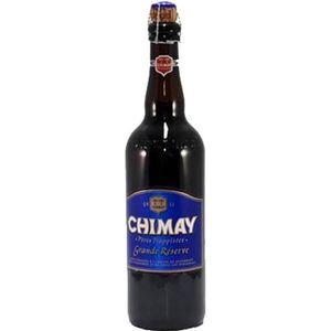 BIÈRE BRASSERIE CHIMAY Grande Réserve Bière Brune - 75 c