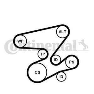 Courroie Supertec renforc/és pour Yamaha BWs NG 50/cc Spy Slider Jog R WHY RR Bump Neos