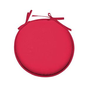 coussin rond rouge achat vente coussin rond rouge pas cher cdiscount. Black Bedroom Furniture Sets. Home Design Ideas