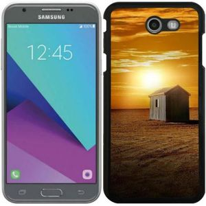 COQUE - BUMPER Coque pour Samsung Galaxy J7 2017 (SM-J727) - Soli