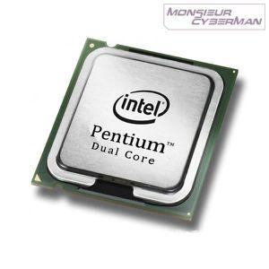 PROCESSEUR Processeur CPU Intel Pentium Dual Core 945 3.4Ghz
