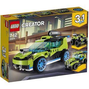 ASSEMBLAGE CONSTRUCTION LEGO® Creator 31074 La voiture de rallye
