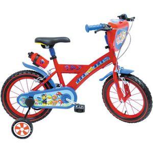 VÉLO ENFANT PAT'PATROUILLE Vélo 16 pouces